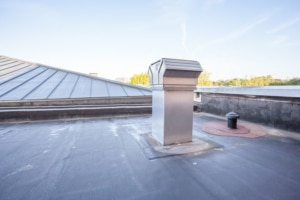 Orlando commercial roofers - flat roofing