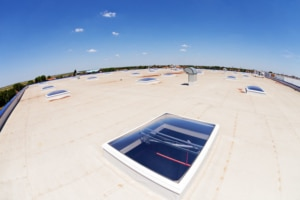 Tampa commercial roofers - flat roof